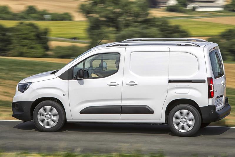 Opel Combo bestelbus