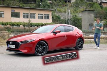 Mazda 3 Skyactiv-X - Rij-impressie