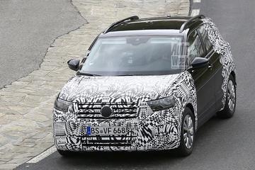 Volkswagen T-Cross duikt weer op