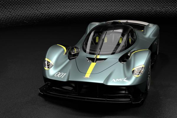 Aston Martin Valkyrie krijgt AMR Track Performance Pack
