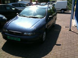 Fiat Marea Weekend 1.6 16V SX (1999)