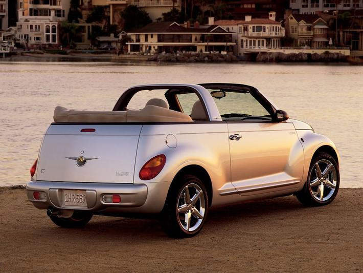 afgestoft chrysler pt cruiser cabrio. Black Bedroom Furniture Sets. Home Design Ideas