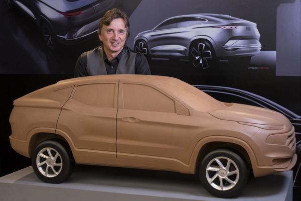 Fiat Fastback Concept nadert productieversie