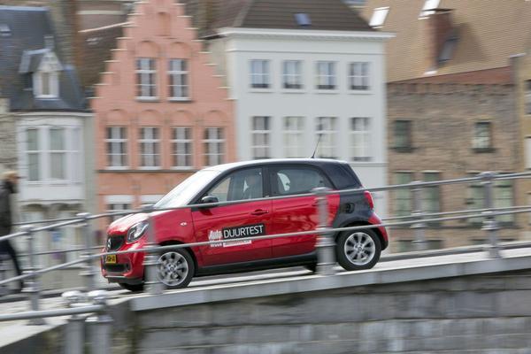 Autoloze zondag in 41 Belgische steden