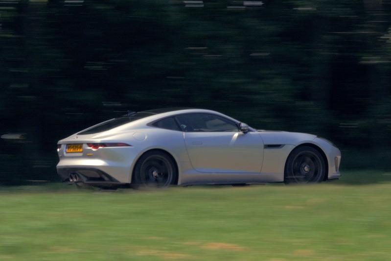 Jaguar F-Type 400 Sport - Rij-impressie