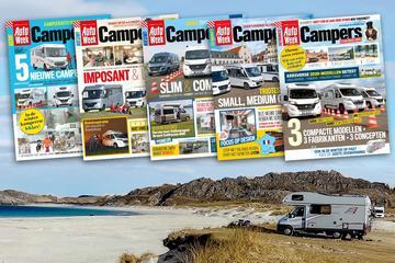 Campernieuws, mooie reisverhalen en tips
