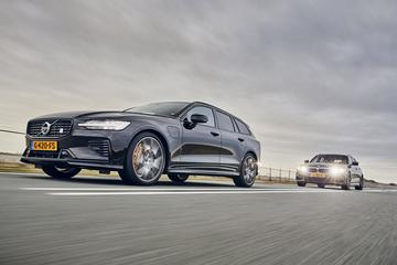 BMW M340i xDrive - Volvo V60 T8 Polestar Engineered - Dubbeltest