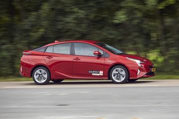 Afscheid Toyota Prius