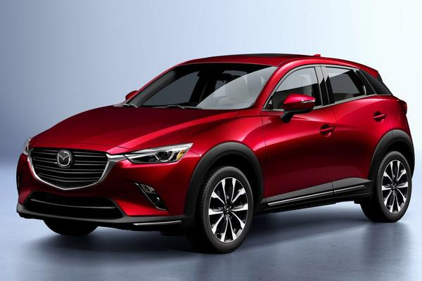 Mazda geeft CX-3 update