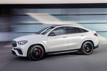 Mercedes-AMG GLE 63 (S) 4matic Coupé breekt los