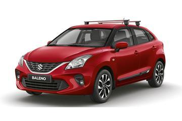 Suzuki Baleno nu ook als Cross