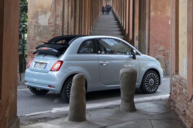 Fiat 500 Hybrid - Eerste rijtest