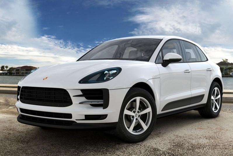 Back to Basics Porsche Macan