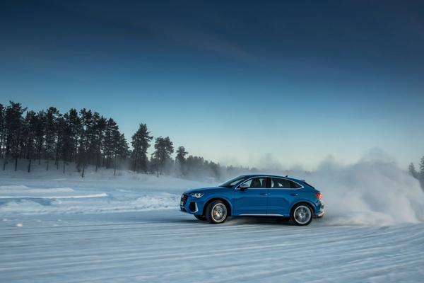 Audi RS Q3 - Rij-impressie