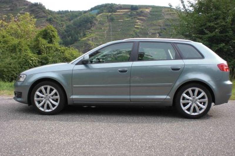 Audi A3 Sportback 1.4 TFSI Ambition Pro Line (2009)