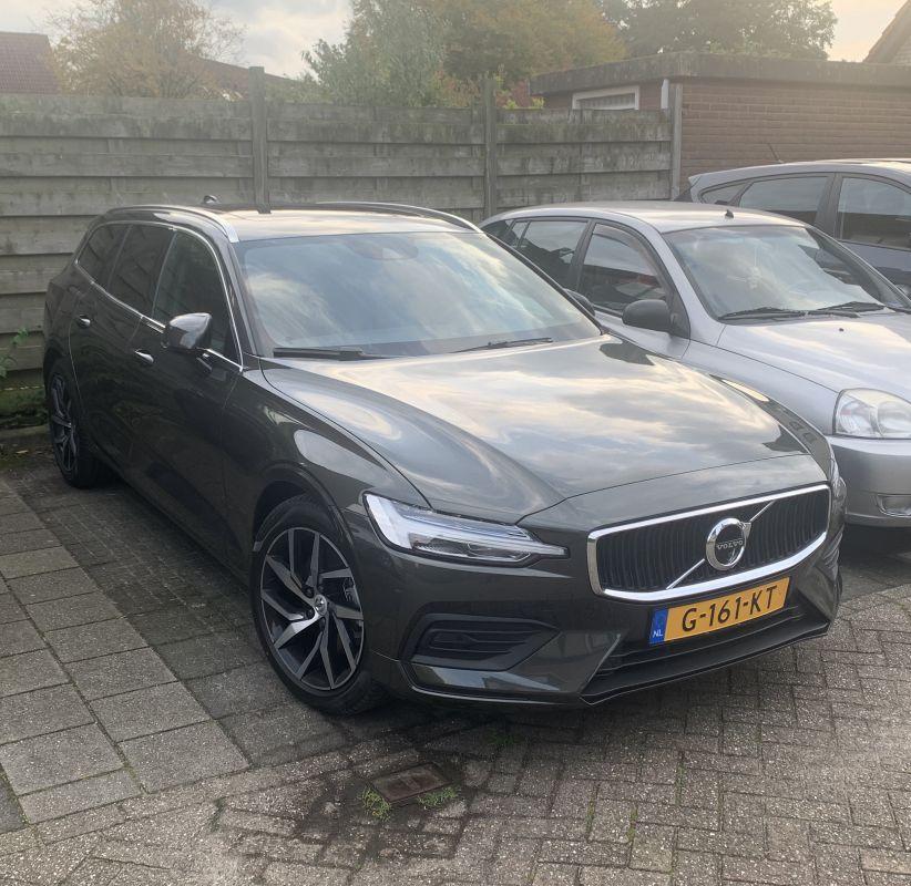 Volvo V60 T4 Momentum Pro (2019) Review