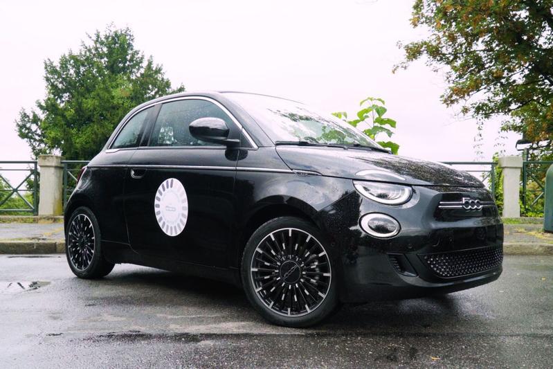 Fiat 500e - Eerste Kennismaking