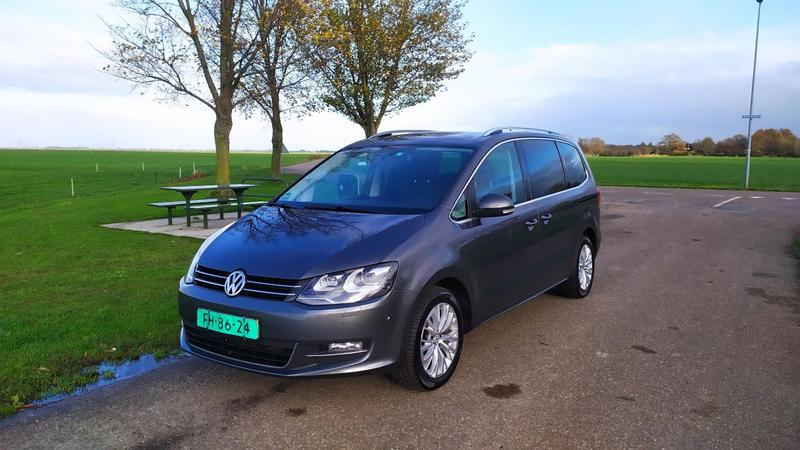 Volkswagen Sharan 2.0 TSI Highline (2011)