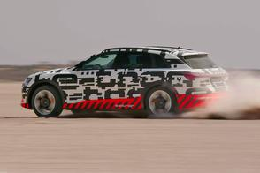 Audi E-Tron – Rij-impressie