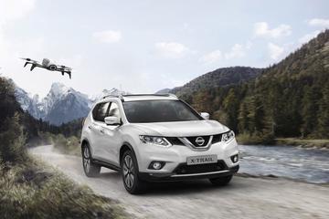 Nissan X-Trail als X-Scape
