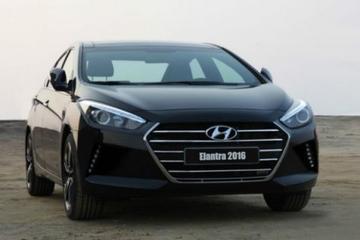 Eerste foto Hyundai Elantra belandt op het web