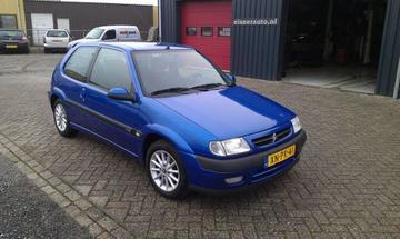Citroën Saxo 1.4i VTS (1999)