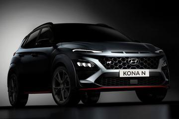 Hyundai laat Kona N zien