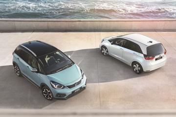 Vanafprijs nieuwe Honda Jazz Hybrid bekend