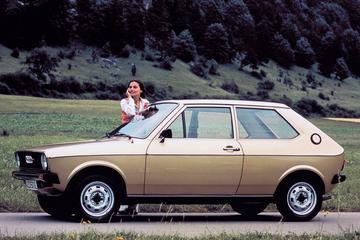 De Tweeling: Audi 50 - Volkswagen Polo