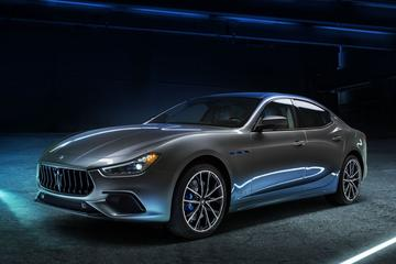 Dít is de Maserati Ghibli Hybrid