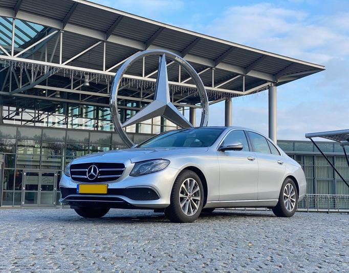 Mercedes-Benz E 200 d Business Solution (2019)