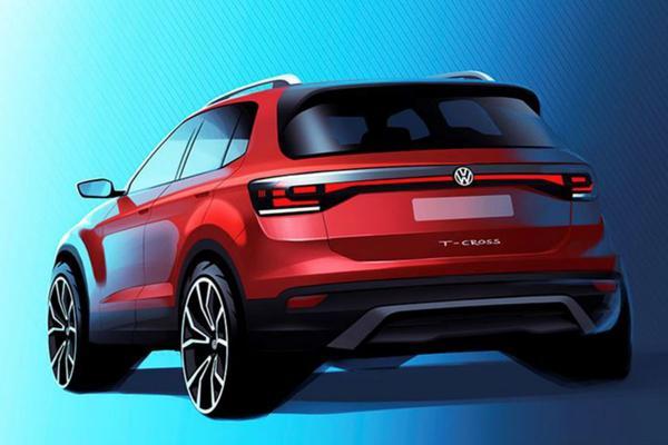 Volkswagen teast T-Cross