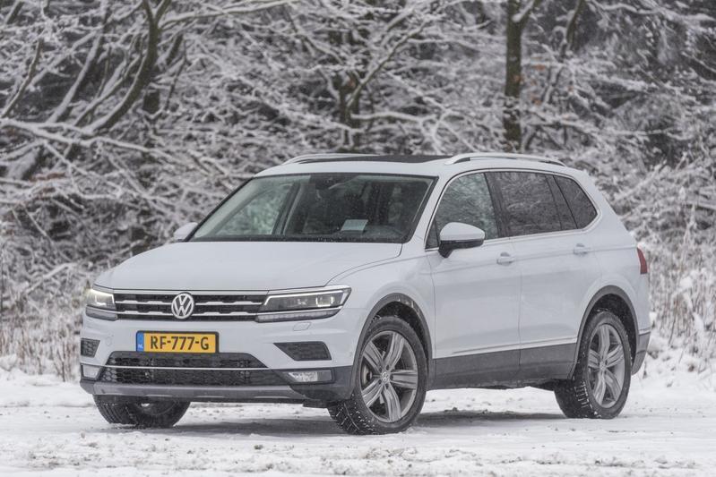 Volkswagen Tiguan Allspace 1.4 TSI Highline (2018)