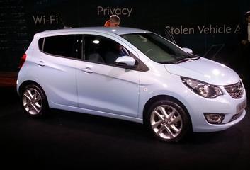 Opel verwacht veel nieuwe klanten voor Karl
