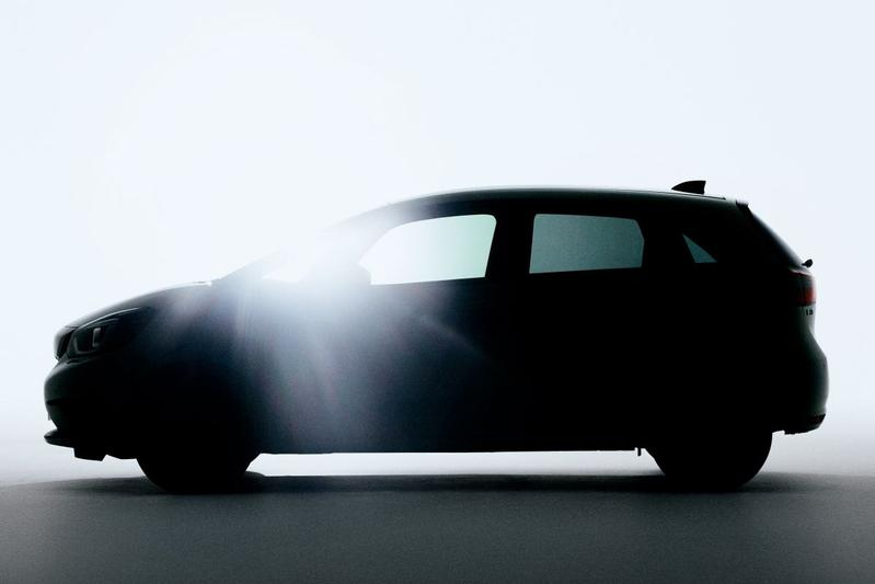 Honda Jazz teaser