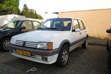 Peugeot 205 GE 1.1 (1988)