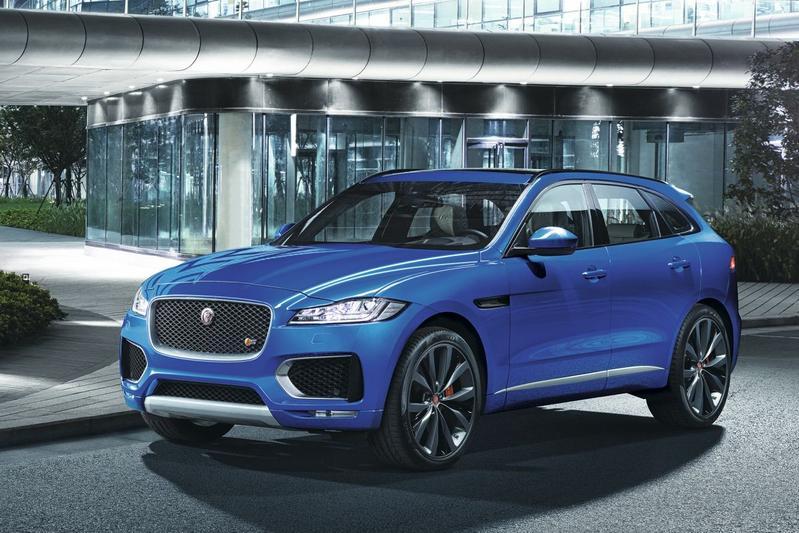 Alle prijzen en specs van Jaguar F-Pace