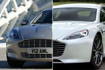 Facelift Friday: Aston Martin Rapide