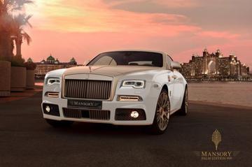 Tuner doet wanstaltig met Rolls-Royce Wraith
