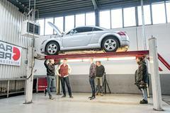 Audi TT 1.8 Turbo 5V - 2001 - 312.712 km - Klokje Rond