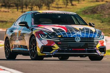 Volkswagen presenteert 490 pk sterke Arteon
