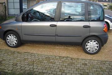 Fiat Multipla 1.9 JTD ELX (1999)
