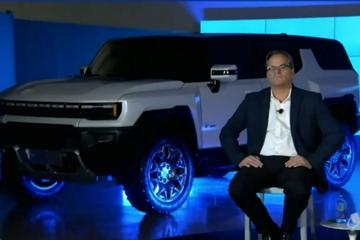 GM is already showing three new EVs