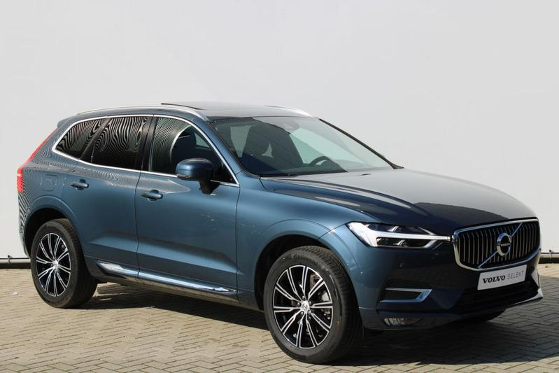 Volvo XC60 T5 Inscription (2019)