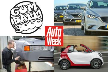 Dit wordt de AutoWeek: week 18
