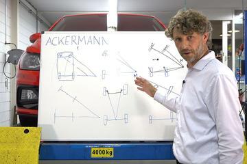 Ackermann-principe - Cornelis schetst