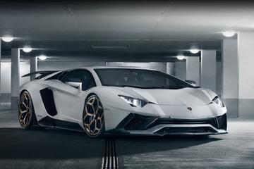 Lamborghini Aventador S volgens Novitec
