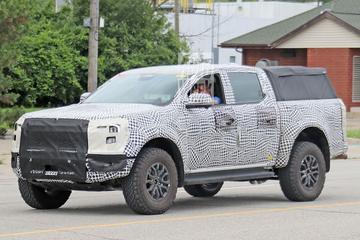 Nieuwe Ford Ranger Raptor met stuur aan 'de goede kant'