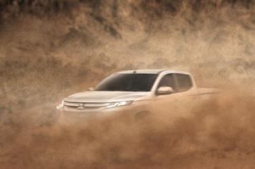 Mitsubishi teast door met L200