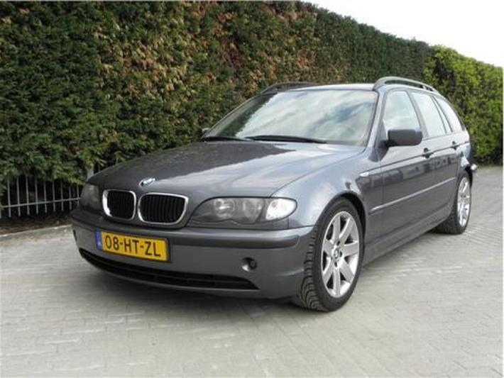 BMW 320d touring Executive (2001) #5